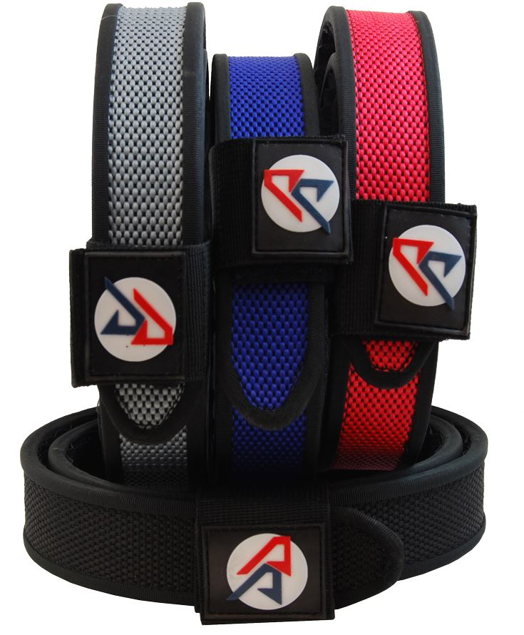 Double Alpha PRO Belt Red