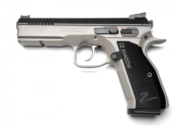 CZ 75 SHADOW 2 Custom Trigger / Tuned Urban Grey
